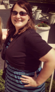 Spring/Summer 2014- down about 35 pounds
